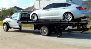 Towing Services - Flatbed