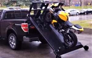 Towing Services - Motorcycle
